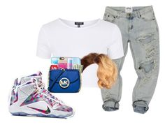 """""""Untitled #207"""" by djaybby110 ❤ liked on Polyvore featuring Topshop"""