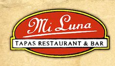 Mi Luna Tapas Spanish Restaurant! Love the atmosphere, try the croquetas de pollo