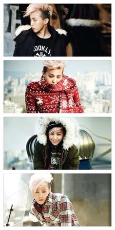 G-Dragon (Kwon Ji Yong ) ♡ #BIGBANG for BSX