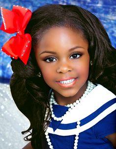Full Glitz Pageant Photo... #beautypageant #beautiful #kids
