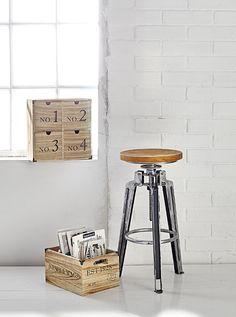Decor, Furniture, Stool, Pinboard, Home, Bar Stools