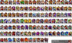 Capcom vs. SNK: Card Fighters Clash - Capcom Cards