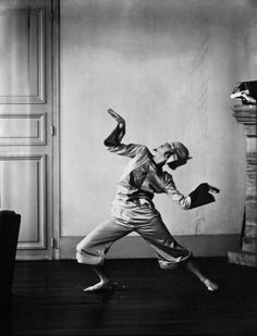 Berenice Abbott: Lucia Joyce, Paris, 1926-27