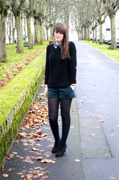 Merci au blog Le Dressing de Doriane / Short NAF NAF