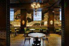 Простолюдин Ресторан & Бар MARKZEFF, Питтсбурге – штат Пенсильвания » Розничная дизайн блога