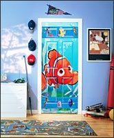 Art Disney*Pixar - bedroom door everything-disney