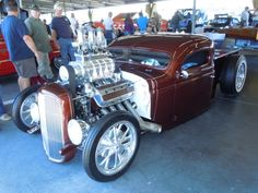 1940 Custom Blown Hemi Powered Dodge Truck