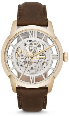 Fossil ME3043 Watch | Free Worldwide Shipping from Watchismo.com