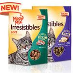 Free Bag of Meow Mix Irresistibles Cat Treats - http://www.couponoutlaws.com/free-bag-of-meow-mix-irresistibles-cat-treats/