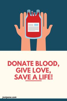 This blog post is about the importance of blood donation and its' role in saving lives.