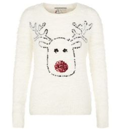 Je veux un pull comme Bridget Jones ! Reindeer Christmas Jumper, Christmas Jumpers, Christmas Sweaters, Christmas Clothes, Christmas Outfits, Sequin Christmas Jumper, Christmas Crafts, Christmas Design, Christmas Shirts