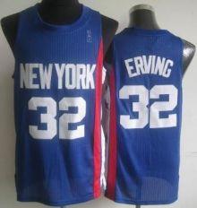New York Nets 32 Julius Erving Blue ABA Hardwood Classic Revolution 30 NBA  Jerseys Wholesale Cheap 9a05cfa55