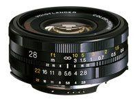 フォクトレンダー COLOR-SKOPAR 28mm F2.8 SLII N Aspherical [ニコン用] ¥53,945 180g