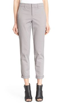 VINCE Boyfriend Trousers. #vince #cloth #