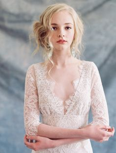 Patchouli – Claire Pettibone 2015 Bridal Collection. www.theweddingnotebook.com