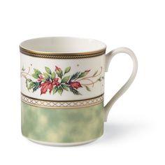 Winter Holiday Mug