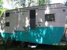 1959 layton vinage camper (princeton wi) $800 | SpreadMyAd