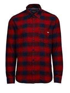 jack & jones vintage clothing one sco flanel wing shirt