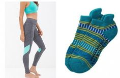 Cute Workout Clothes Under $25 - Barre Class Outfit