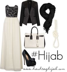Hashtag Hijab Outfit #23