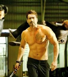 ajay devgan beard in action jackson - Google Search