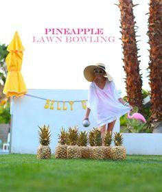 Golden Pineapples!