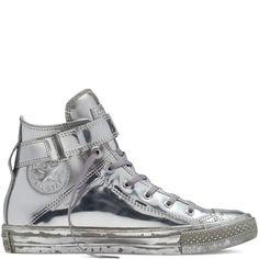 38e2634b262c Chuck Taylor All Star Brea Metallic Silver Silver Silver  silver silver silver