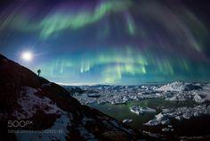 The Green Goodbye by PaulZizkaPhoto via http://ift.tt/2mT0z1L