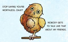 why owls are the best :)