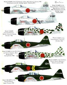 Mitsubishi A6M3 Zero-Sen (Hamp)