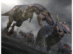 Planète Dinosaures sur Canal + 3
