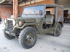 Ford - Mutt M151 - 1981