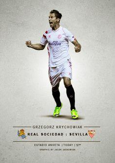 Grzegorz Krychowiak - Sevilla