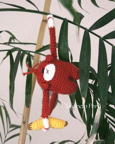 Amigurumi: mono! (amigurumi monkey) Paso a paso