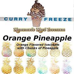 Cool down with our homemade Orange Pinapple ice cream! #curryfreeze #icecreamcone #icecream #518 #schenectady #rotterdam #yum #mmm #yummy #orangeisthenewblack #orange #pineapple #summer #fun #hot #homemeade #yes http://ift.tt/2anYqDS