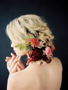 hair and makeup cost wedding hair dos for wedding hair hair vine hair style for medium hair hair with flowers hair styles simple hair styles simple Wedding Pics, Wedding Bride, Floral Wedding, Fall Wedding, Wedding Ideas, Wedding Things, Wedding Crowns, Boho Wedding, Wedding Details