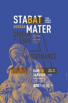 Behance :: Stabat Mater by Graphéine