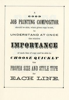 "Bowne & Co., Stationers at the South Street Seaport Museum in New York produces letterpress keepsakes.    The text was adapted from ""The Letter-Press Printer: A Complete Guide to the Art of Printing; Containing Practical Instructions for Learners at Case, Press and Machine"" (London, 1881)."