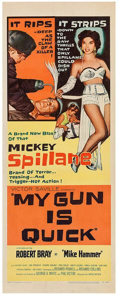 Mickey Spillane's Mike Hammer: My Gun Is Quick (1957)