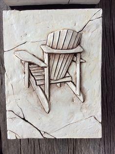 Muskoka Chair, cottage