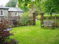 enclosed gardens - Google Search