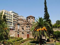 UNESCO Monuments Route Thessaloniki is an open Museum of Early Christian and Byzantine Art. In 1988 the UNESCO declared World Heritage Sites 15 of the. Byzantine Art, Early Christian, Thessaloniki, World Heritage Sites, Notre Dame, Greece, Explore, Mansions, History
