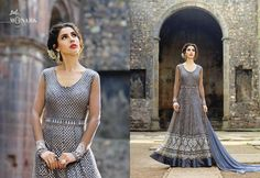 Shop Monark Indo Western Salwar Suits Online with the best price Fashion House. Flaunt latest styled cuts and look with these Indian Dresses, Give yourself the stylish look for a Wedding & Party wear. Have a Glance at the Collection Now. Designer Anarkali Dresses, Salwar Dress, Designer Party Dresses, Party Wear Dresses, Salwar Kameez, Churidar Suits, Patiala, Anarkali Suits, Casual Dresses For Women