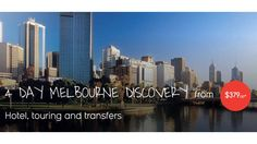 4 Day Melbourne Discovery - https://traveloni.com/vacation-deals/4-day-melbourne-discovery/ #australiavacation #melbourne