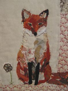 August 5-12, Chateau Dumas, Textile Collage with Mandy Pattullo, France - Selvedge