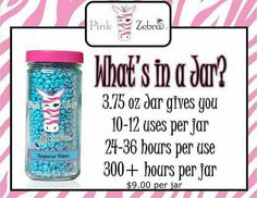"""If you have not tried Pink Zebra """"SPRINKLES"""" you are missing out. I have never used a home fragrance product that is so true to scent. If it says Fresh Strawberries.....you are going to smell Fresh Strawberries. And don't get me started on the longevity of the scent. Those tiny eco-friendly sprinkles have one heck of a punch. Only the finest essential oils are used to give those tiny sprinkles their scent."""