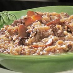 Kitchen Boss Beef And Mushroom Risotto Recipe