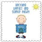 This packet contains:*Living/Nonliving Word Sort*Sunny Synonyms Literacy Center*Blooming Antonyms Literacy Center*Recycling Reading Comprehens...