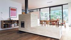 Haus am Walensee, Murg | Aicher Ziviltechniker GmbH Divider, Room, Furniture, Home Decor, Architecture, Homes, Villas, Home Architecture, Architects