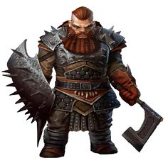 m Dwarf Fighter Hvy Armor Shield Axe community mountains underdark Warrior - Pathfinder RPG PFRPG DND D&D Fantasy Grounds Fantasy Dwarf, Fantasy Rpg, Medieval Fantasy, Fantasy Races, High Fantasy, Fantasy Warrior, Dungeons And Dragons Characters, Dnd Characters, Fantasy Characters
